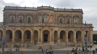 City Hall on Corso Vittorio Emanuele